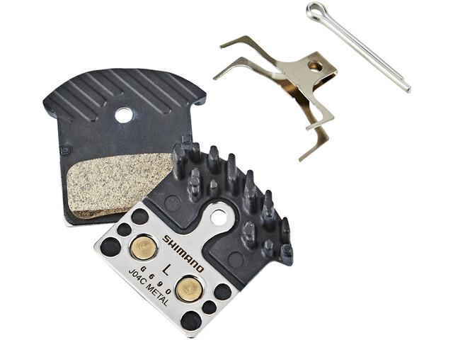 Shimano J04C Ice-Tech Scheibenbremsbelag Metall